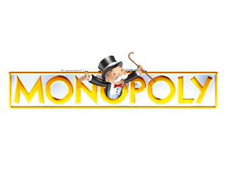 Monopoly Slot logo