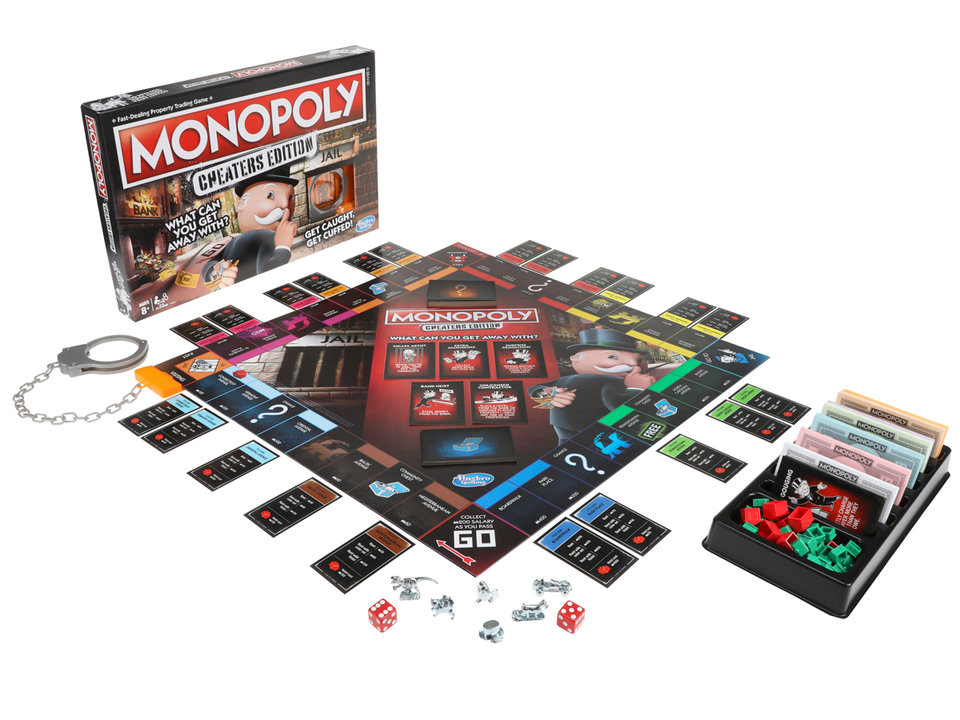 Monopoly Cheater Edition Coming Soon!